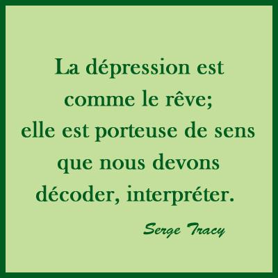 Depression et reve