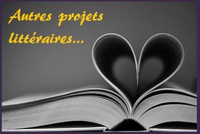 Projets littéraires